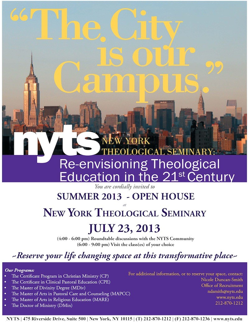 Open House 2013 SUMMER