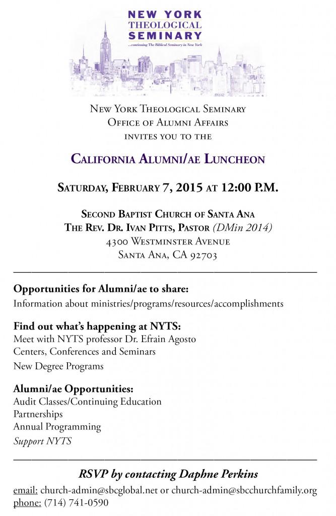 CaliforniaReception Invite Graphic