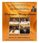 NWebb ordination
