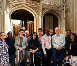 Fellow Lecturers at 2019 Oxford Symposium - ACM EDIT